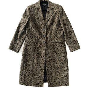 Kasper Long Line Blazer Jacket